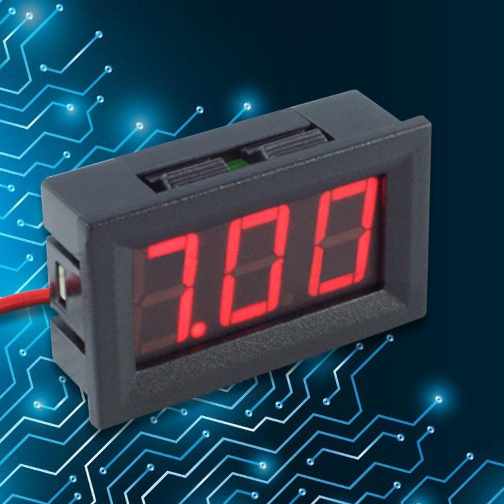 Skaitmeninis nuolatinės srovės voltmetro ampermetras 0.56 colių - Matavimo prietaisai - Nuotrauka 2