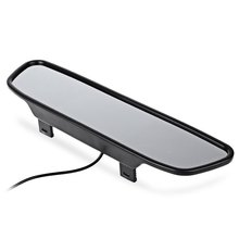 Multifunctional Car Rear View Mirror Monitor Backup Reverse Camera 4.3 Inch TFT LCD Parking Assistance Rearview Auto Car Styling