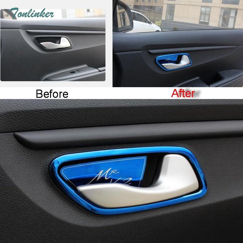 2017 Kia Rio Interior: Tonlinker Cover Case Sticker For KIA K2 RIO 2017 18 Car