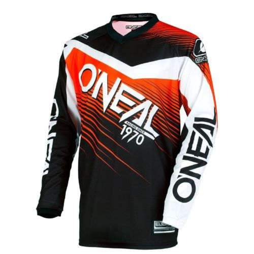 Kleidung, Helme & Schutz Auto & Motorrad: Teile ONeal Element Kinder MX Jersey RACEWEAR Blau Motocross Kids Mountainbike Shirt
