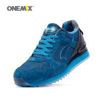 ONEMIX New Man Running Shoes For Men Run Shoe Sports Sneakers Agan Retro Classic Zapatillas Deportivas Athletic Outdoor Trainers
