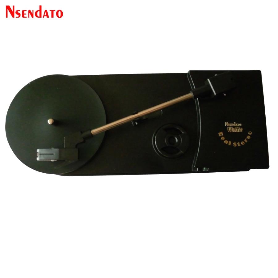 Vorsichtig Tragbare 3,5 Mini Multifunktionale Usb 2.0 Phonographen Vinyl Plattenspieler Record Audio Player Zu Mp3/wav/cd Konverter Lp Für 33 45prm Heim-audio & Video Unterhaltungselektronik