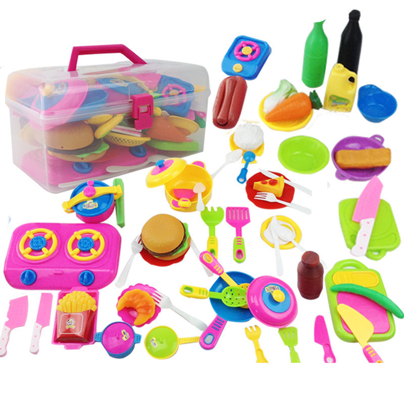 Re Ment Kitchen Set: 66pcs/set The Re Ment Kids Kitchenware Cooking Baby Girl