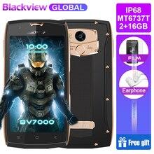 Blackview BV7000 Cep Telefonu MT6737T Quad Core 5.0