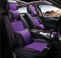 Высокое качество и бесплатная доставка! Полный комплект автомобильных чехлов для сидений Mitsubishi RVR 2018 2011 удобные прочные чехлы для сидений д