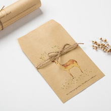 40 pcs/lot Vintage European Dear Style Paper Envelope 4 Designs Cute Mini Letter Envelopes for Greeting Card Scrapbooking Gifts(China)