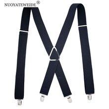 Suspenders Men Skinny Brace Business Trousers Pants Strap for Wedding Suspender Braces Belt Tirantes Hombre Suspensorio