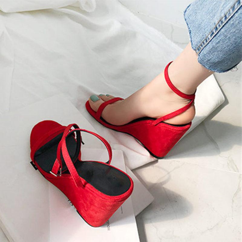 الأحذية اصبع Stop118 الأزياء