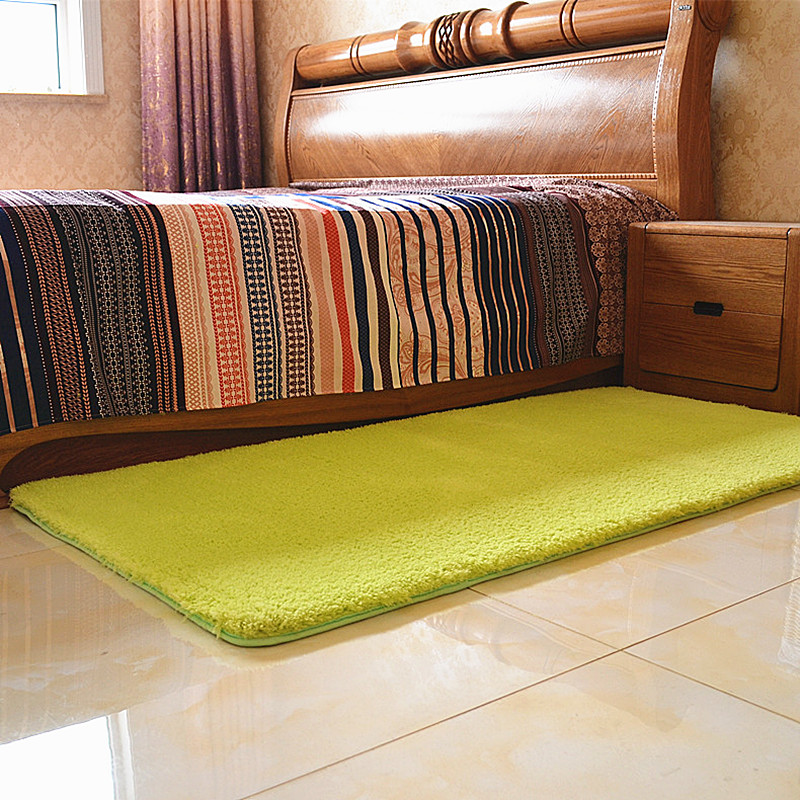 Various Measure Luxury Living Room Rug Floating Window Mat Carpet For BedsideChina Mainland