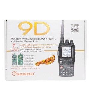 Image 5 - Wouxun KG UV9D plus sete faixas de receptor transmissão duplas faixa de ar peça clássica repetidor