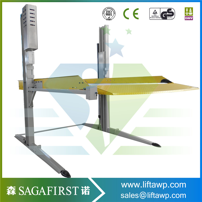 Two Posts Car Lifts For Home Harages