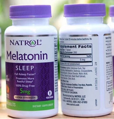 melatonin 5 mg 90 pcs strawberry taste цена
