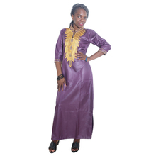 MD 2019 african dresses for women bazin dashiki womens long embroidery traditional south africa clothes ladies