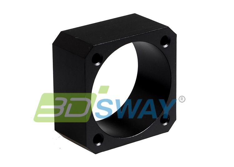 3D Printer Parts Transition Block for 42 Planetary Geared Motor E3D J-head Bulldog Extruder Bracket (2)