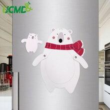 Креативные Мультяшные магниты для холодильников сообщение Примечание сухой стирание стикер для холодильника Сувенирный магнит для холодильника домашние декоративные предметы