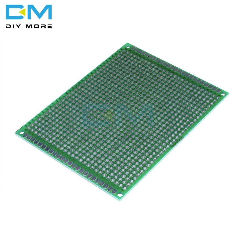 Soldadura Fibra de Vidrio 9x15cm 2.54mm Universal placa de circuito PCB prototipo de prueba