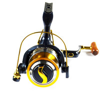 New Hot Sale Fighter Free Shipping Model SW60 Superior 10 Ball Bearings Carp Fishing Reel Metal Spool Spinning Reels