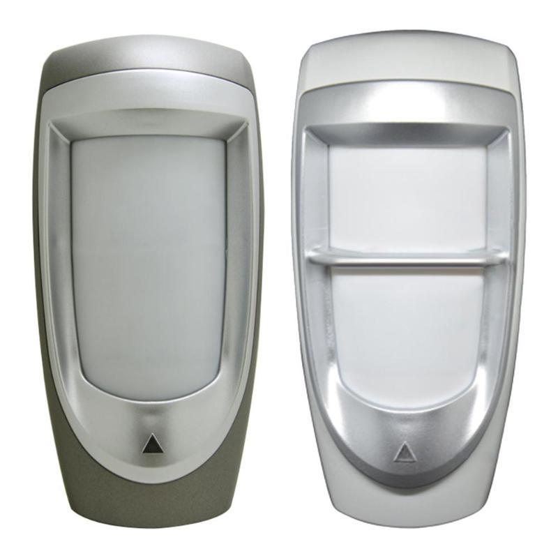 DG85 Outdoor Wired 40KG Pet Immune PIR Motion Detectors IP45 Waterproof Design Dual Optical Filtering System Reliable Detectors