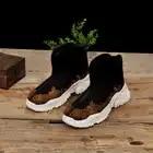 Мужские носки в китайском стиле; Повседневная обувь; Летние роскошные мужские туфли с вышивкой для взрослых; весенние черные кроссовки на п...