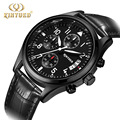 2016 Top Luxury Brand KINYUED Fashion Casual Luminous waterproof multifunction Watches Men Quartz Wristwatches Relogio Masculino