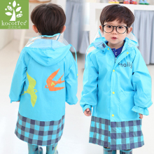 Outdoor Tour New Cute Waterproof Kids Rain Coat For children Raincoat Rainwear/Rainsuit,Kids Animal Style Raincoat