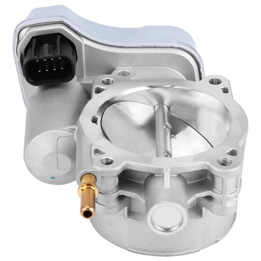 Throttle Body Automotive Fuel Injection Throttle Assembly for Colorado Canyon TrailBlazer Envoy Hummer 12568580