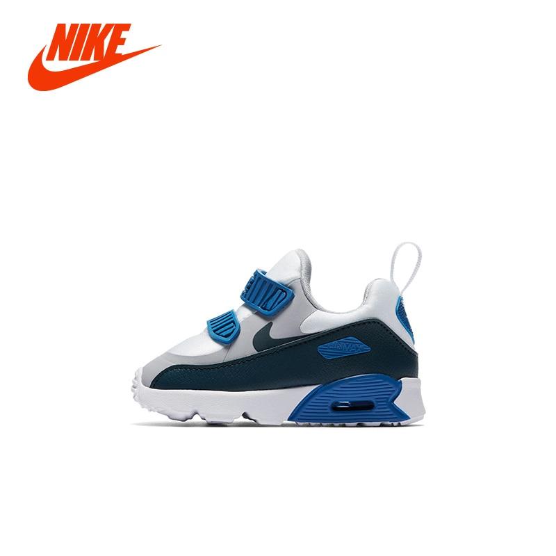 acheter en ligne df7a5 6e273 NIKE AIR. MAX TINY90 (TD) Garçon Enfants Sneakers Léger ...