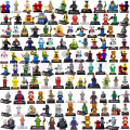 Marvel Avengers Super Heroes Avengers Batman Spiderman Building Blocks Establece juguetes Clásicos 30 UNIDS/SET Marca Compatible