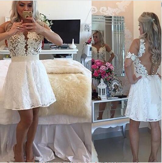 fcc5d3fcf4 Vestidos blancos para fiesta de graduacion – Vestidos baratos