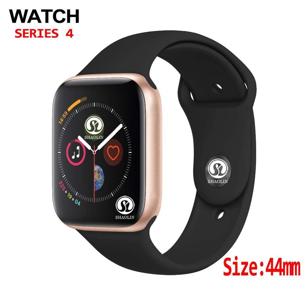 44mm Bluetooth montre intelligente série 4 coeur Pedometor smartwatch 1:1 étui pour ios apple iPhone et Android Samsung téléphone