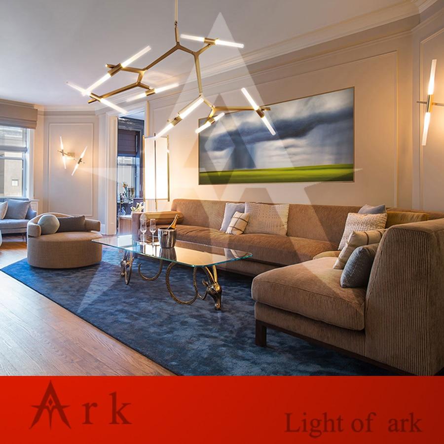 Pendant Lighting Living Room Aliexpresscom Buy Creative Branch Arts Roll Hill Agnes Pendant