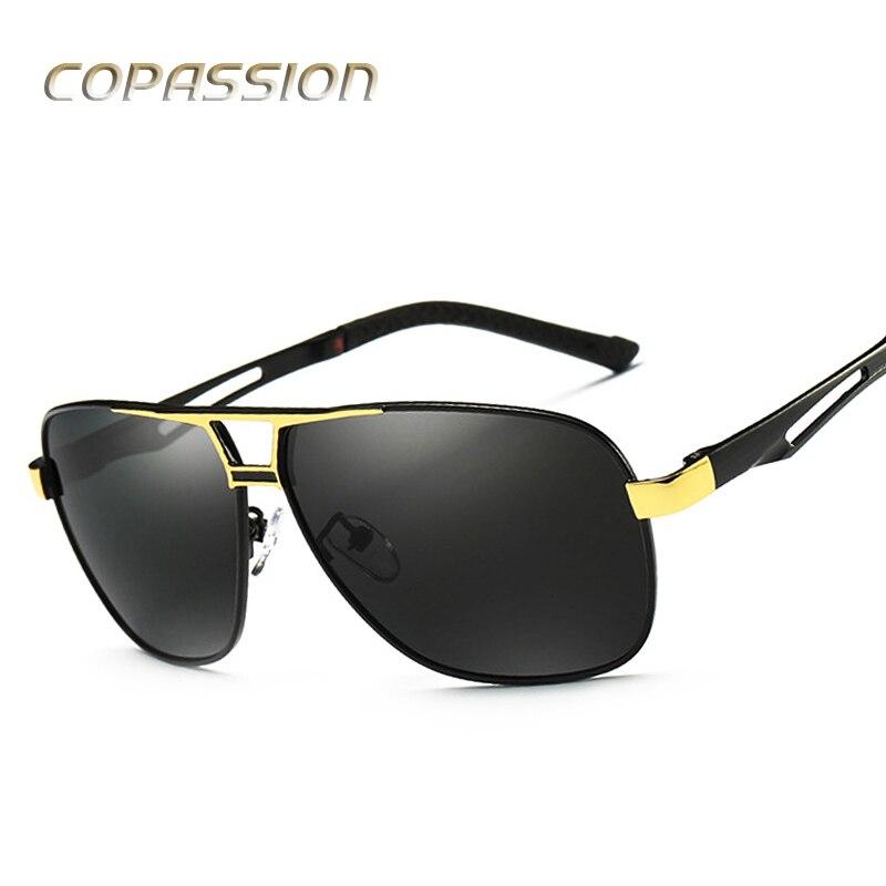 2017 Luxury Brand Polarized Sunglasses Men Goggles Women sunglass Leisure Sun glasses oculos de sol masculino with Accessories