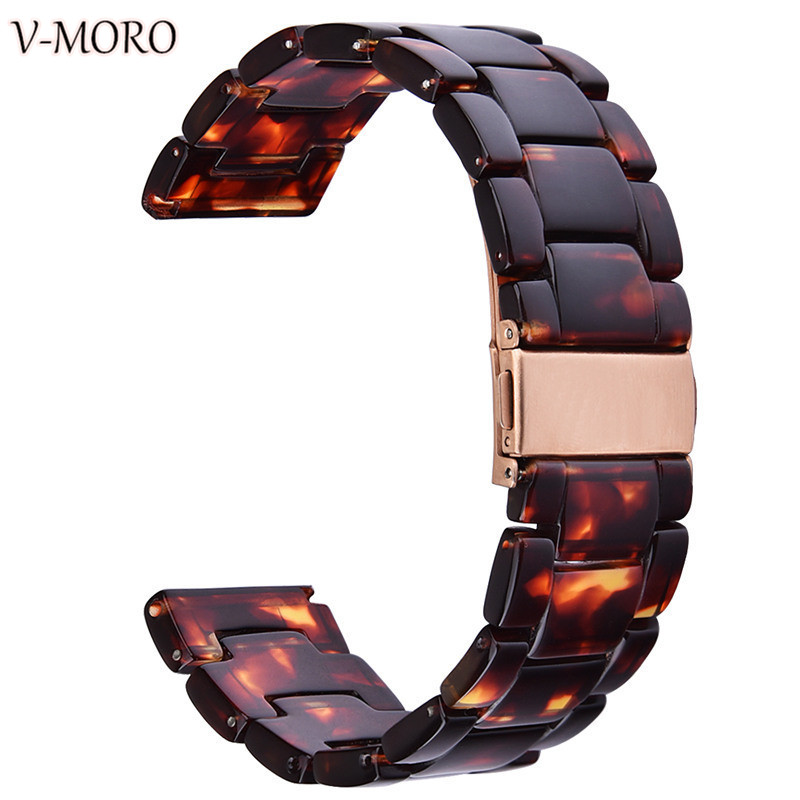 V-MORO 2017 New WATCH BAND For SAMSUNG GEAR S3 Classic BAND Resin Stainless Steel STRAP SM-R770 Frontier Gear S3 Classic CORREAS iw 8758g 3 men s and women s quartz watch fabric classic canterbury stainless steel watch with multi color striped band