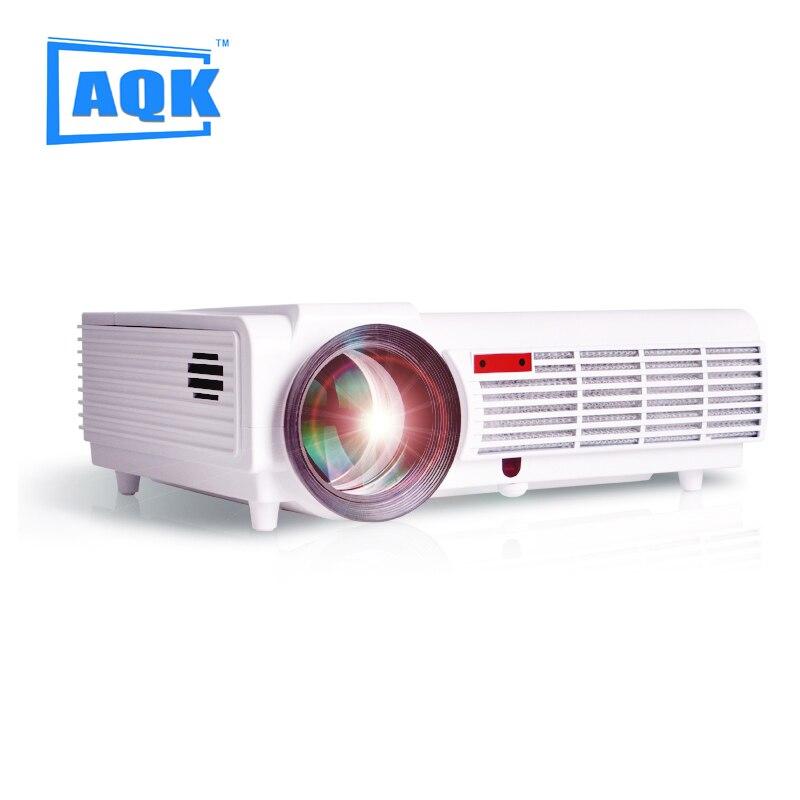 3d full hd 1080p led projector