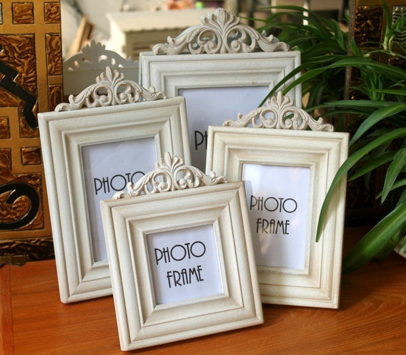 Home Decoration Picture Frames Home Decoration Photo Frame Pure Hand Made Wooden Carved Fashion