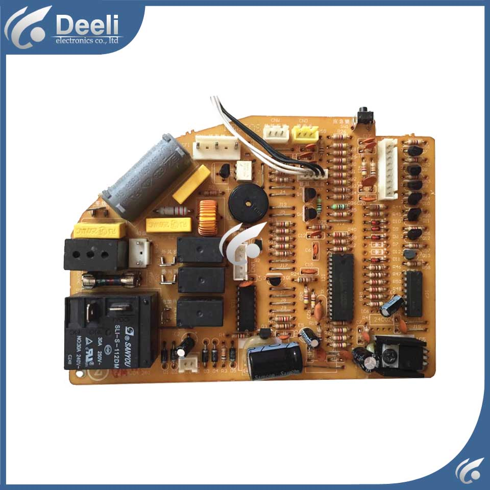 90% new good working for air conditioning board ZKFR-30GW/ED pc board control board new good working for air conditioning board kjr 02b mbq4 02b control panel display board