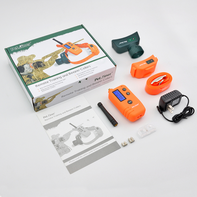Petrainer 910 Remote Dog Training Collar For Hunting
