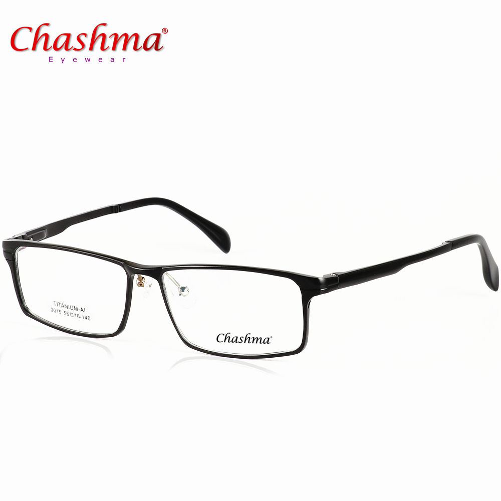 NEUE Männliche Titan Brille Rahmen Männer Marke Designer Brillen ...