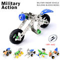 Бесплатная Доставка DIY Ребенок металла собраны игрушки модель творчества гайка монтаж и сборка железа игрушка детские развивающие игрушки