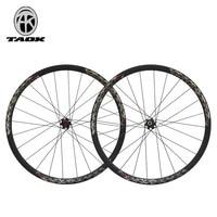 26 дюймов горный велосипед колеса велосипеда алюминий + 3 К углеродное волокно колеса велосипеда