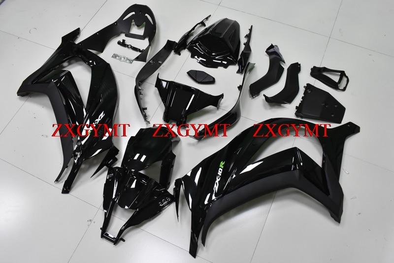 Fairings for ZX-10r 2011 - 2015 Bodywork for Kawasaki ZX10r 2013 Black Abs Fairing ZX10r 2011Fairings for ZX-10r 2011 - 2015 Bodywork for Kawasaki ZX10r 2013 Black Abs Fairing ZX10r 2011