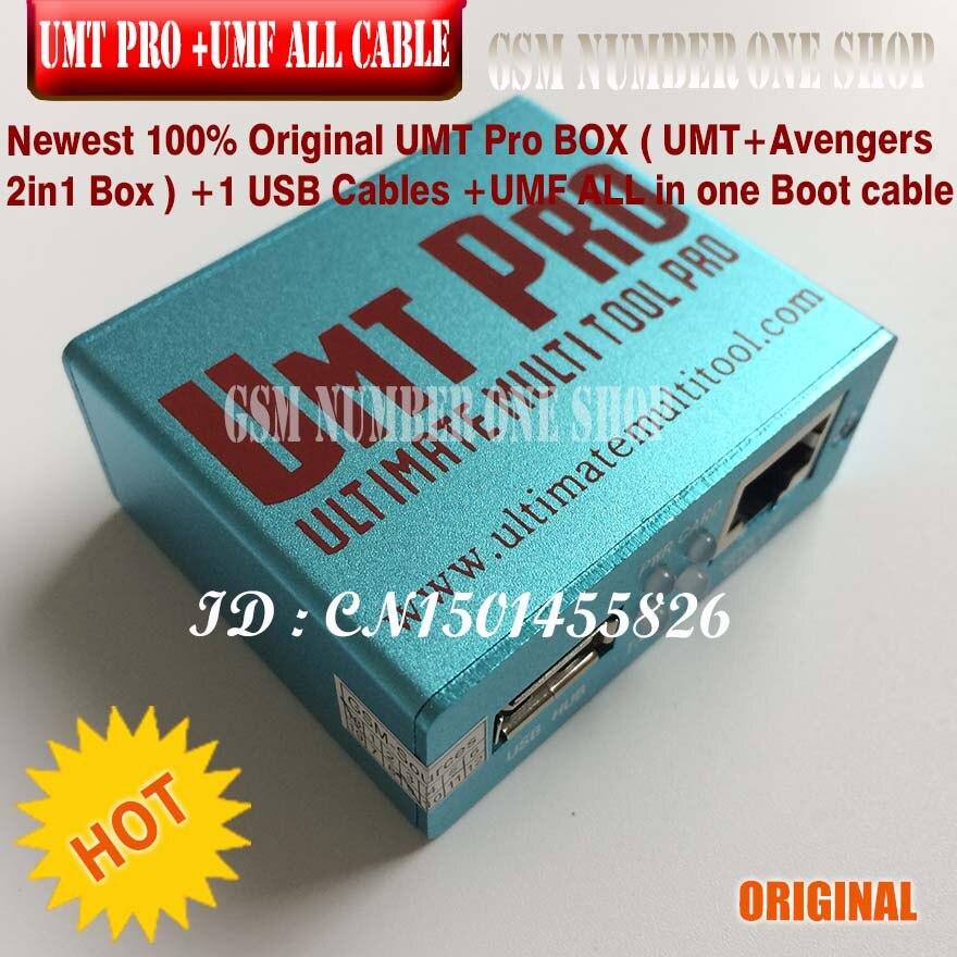 all Original BOX PRO 2