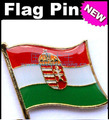 Hungary flag badge lapel pins country badges enamel pin brooches patch broches patches free shipping