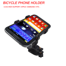 MEIJUN Universal Motorcycle MTB Bike Bicycle Handlebar Mount Holder for Ipod Cell Phone GPS