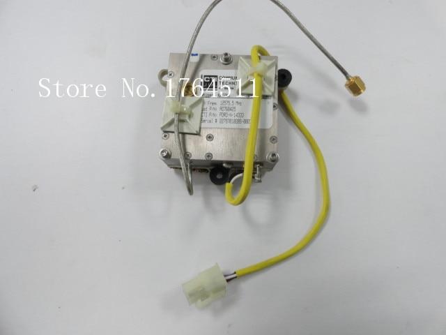 [BELLA] REMEC MDR5650-06 12.771500GHZ RF PLL Oscillator SMA