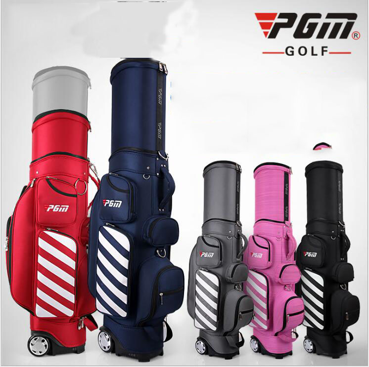 2017 new! Golf patent telescopic cap golf bag ball with pulley multi functional hard shell ball caps