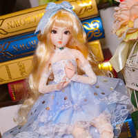 1/4 BJD Blyth doll Dairy Queen name by Lilika mechanical joint Body girls ICY,SD