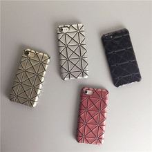Fashion Geometric lattice Hard Case