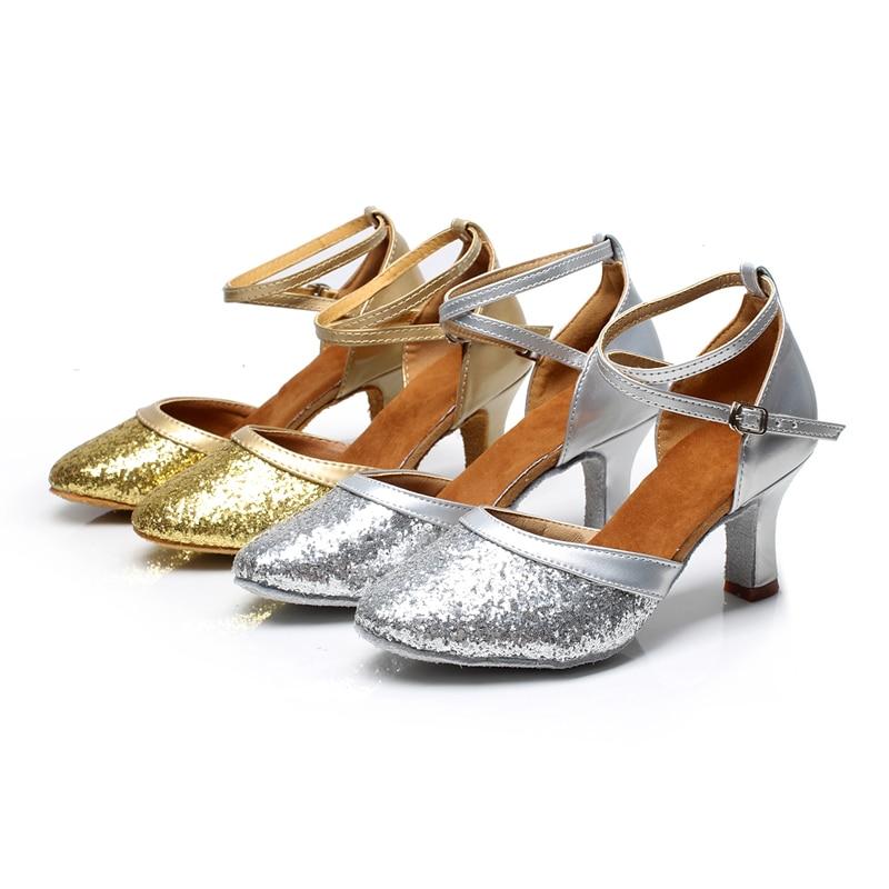 Vadonatúj női tánc cipő sarok tangó bálterem latin salsa tánc cipő női meleg értékesítés