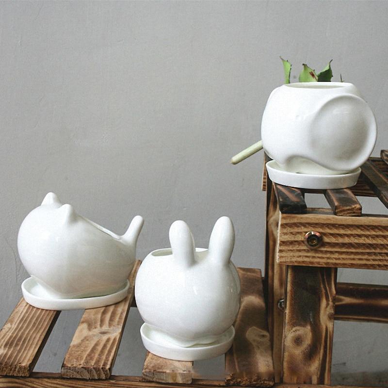 Online kaufen gro handel elefanten blumentopf aus china for Blumentopf tiere